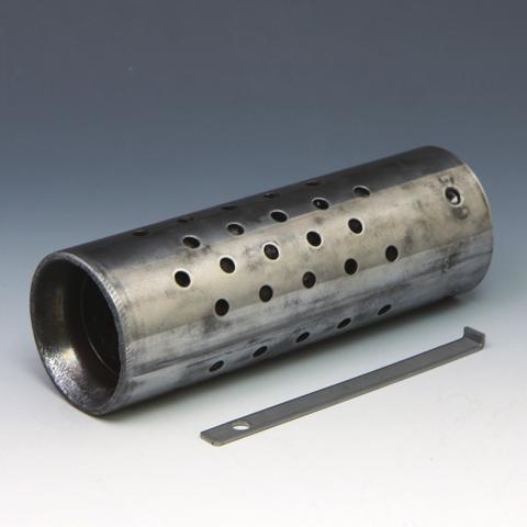 サンダーヘッダー■サンダーヘッダーマフラー用 消音インナーサイレンサーType-2 脱落防止ステー付(1本)