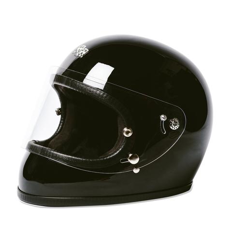 マックホール■APOLLO フルフェイスヘルメット アポロ/ブラック McHAL Enterprises Inc.