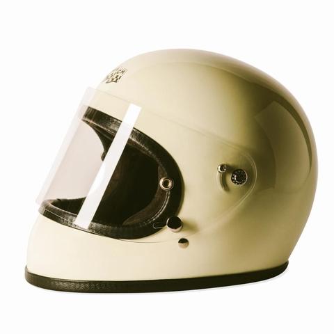 マックホール■APOLLO フルフェイスヘルメット アポロ/アイボリー McHAL Enterprises Inc.