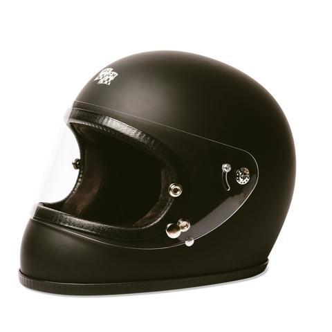 マックホール■APOLLO フルフェイスヘルメット アポロ/マットブラック McHAL Enterprises Inc.