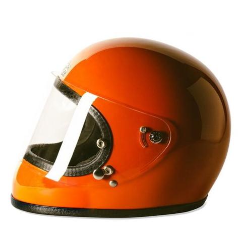 マックホール■APOLLO フルフェイスヘルメット アポロ/オレンジ McHAL Enterprises Inc.