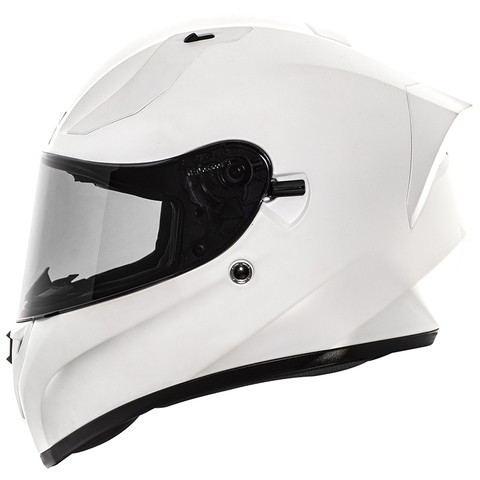 Speed and Strength■スピードアンドストレングス SS2100 SOLID SPEED HELMET SATIN-WHITE