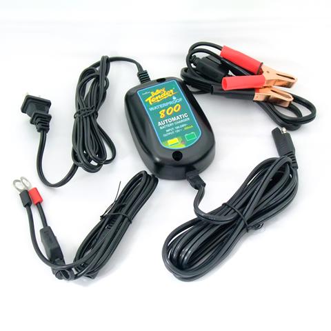 ■800mA防水型バッテリーテンダー(ハーレー純正[99820-09]同一品) [BT-022-0150]