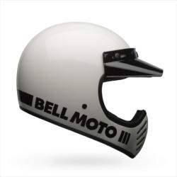 BELL■ベルヘルメット MOTO-3 クラシック ホワイト Classic White