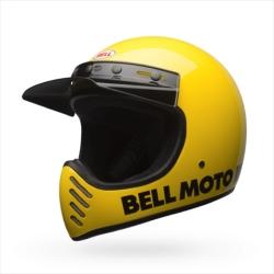 BELL■ベルヘルメット MOTO-3 クラシック イエロー Classic Yellow