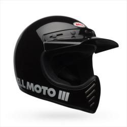 BELL■ベルヘルメット MOTO-3 クラシック ブラック Classic Black