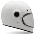 BELLベルヘルメット BULLITTブリット ソリッドホワイト