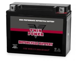TWIN POWER ツインパワー USAユアサ■ハーレーMFバッテリー '97~'03XL、'97以降ダイナ、ソフテイル、'07以降V-Rod用