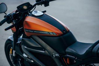 ハーレーダビッドソン2020年最新モデル ~電動バイク「Live Wire」~