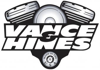 Vance & Hines logo engine