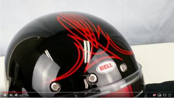 【数量限定】BELLブリット&MOTO-3がピンストライプ入りで破格の25,000円!![イナッキー]