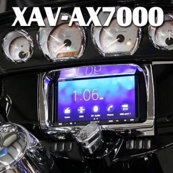 ハーレー最新ナビゲーション!!AX7000モニター募集!!【オックー】
