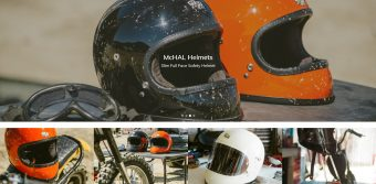 """【イナッキー】BELL、BUCOに並ぶ """"幻のヘルメットメーカー""""『McHAL(マックホール)』取り扱い開始!"""