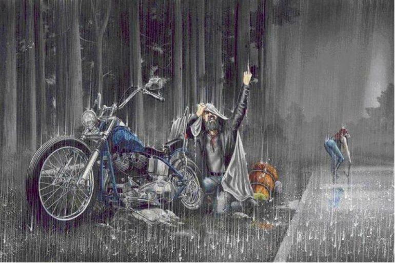 raining mann
