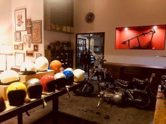 【イナッキー】入荷待ち続出!!ハーレー乗り愛用ヘルメット『オーシャンビートル』が売れる理由とは・・・