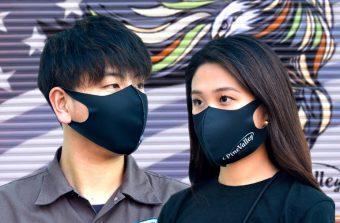 【イナッキー】夏マスクの本命! 高吸水速乾性で驚くほど快適に! パインバレーオリジナル『冷感吸水速乾クールマスク』販売開始!