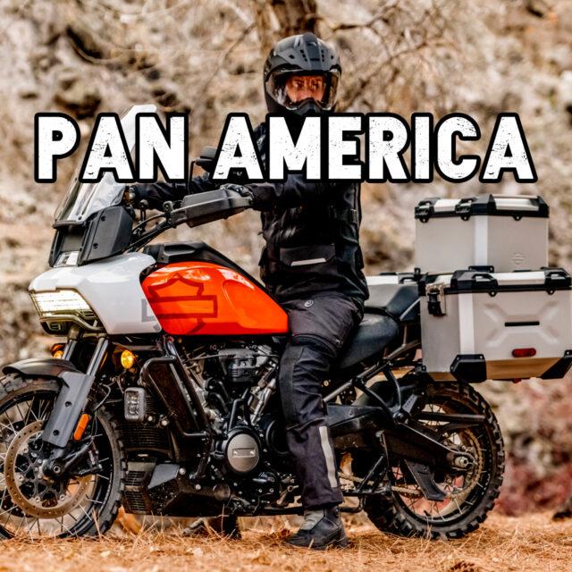 パンアメリカ(Pan America)カスタムパーツ揃いました。