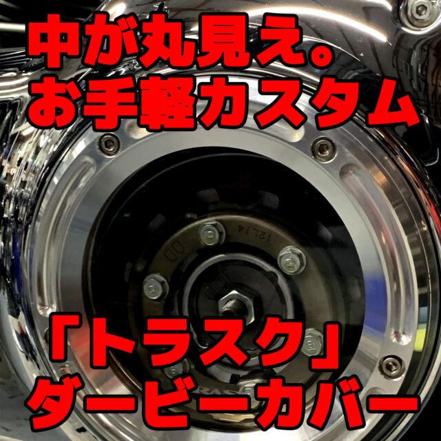 トラスクパフォーマンス【中丸見えダービーカバー】